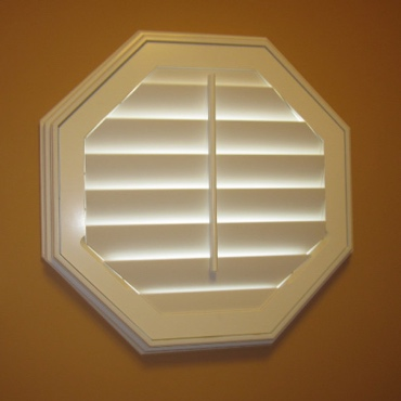 Octagon Shutter In Houston
