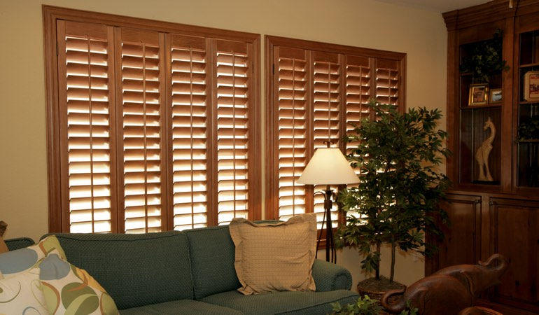 How To Clean Wood Shutters In Houston, TX