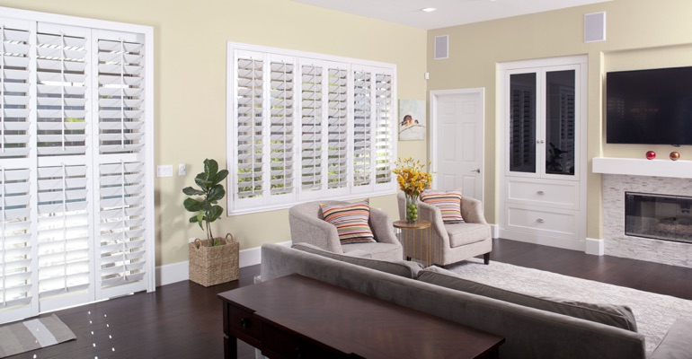Polywood Plantation Shutters For Houston, TX Homes