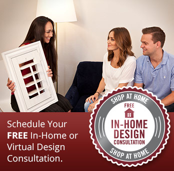 Schedule a shutter consultation in Houston