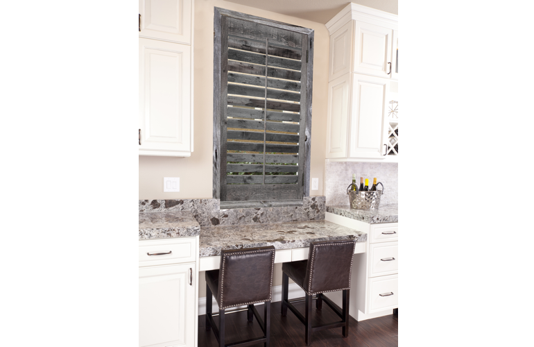 2 Kinds Of Interior Wood Shutters Houston Tx
