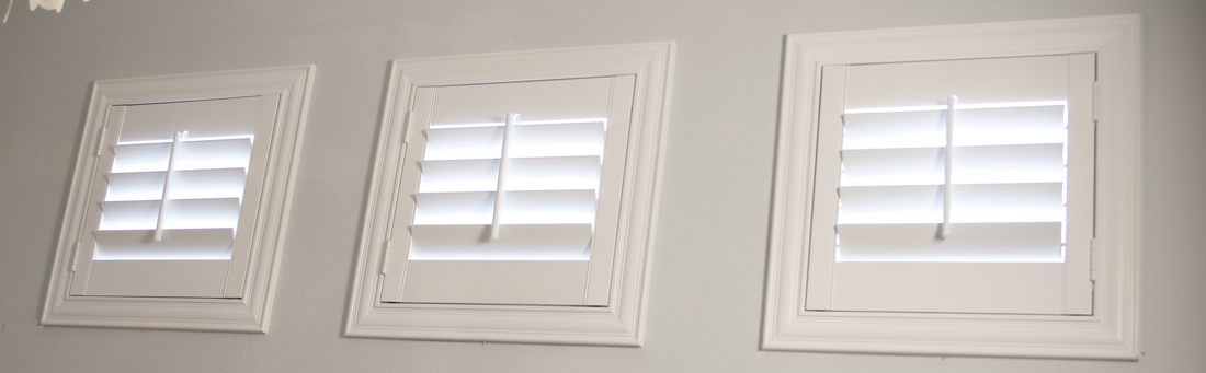 Houston casement window shutter.